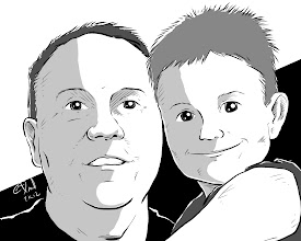 Photo: Not Quite 366 Avatars Project 2012 This guy has quietly and consistently helped to promote and spread awareness of my comic book series, +Lilith Dark, through +1's and shares from the beginning. To show my appreciation, I made this avatar-twofer just for you +Dean Johnson. Thanks a lot.