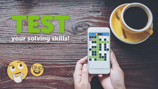 Crossword Quiz - Crossword Puzzle Word Game! apkmr screenshots 6