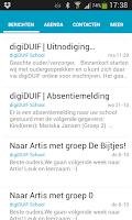 Screenshot of digiDUIF