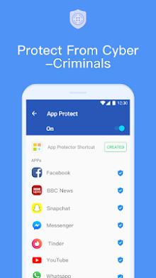 Barando VPN - Super Fast Proxy, Secure Hotspot VPN screenshot 10