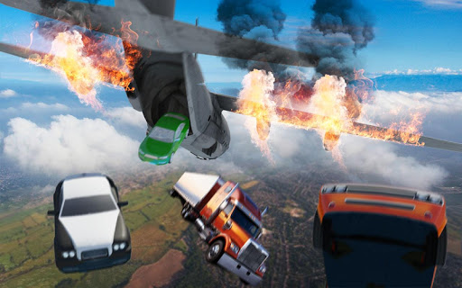 Cargo Plane Flight School: Car Transport Game 2018 1.1 screenshots 7