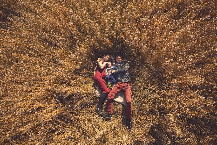 Bryllupsfotograf Алексей Шуклин (ashuklin). Foto fra 27.10.2015