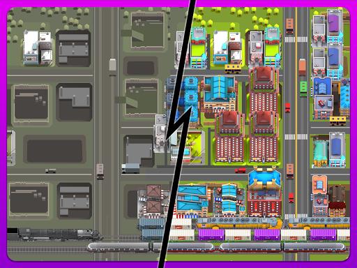 Télécharger Train Collector: Idle Tycoon mod apk screenshots 5
