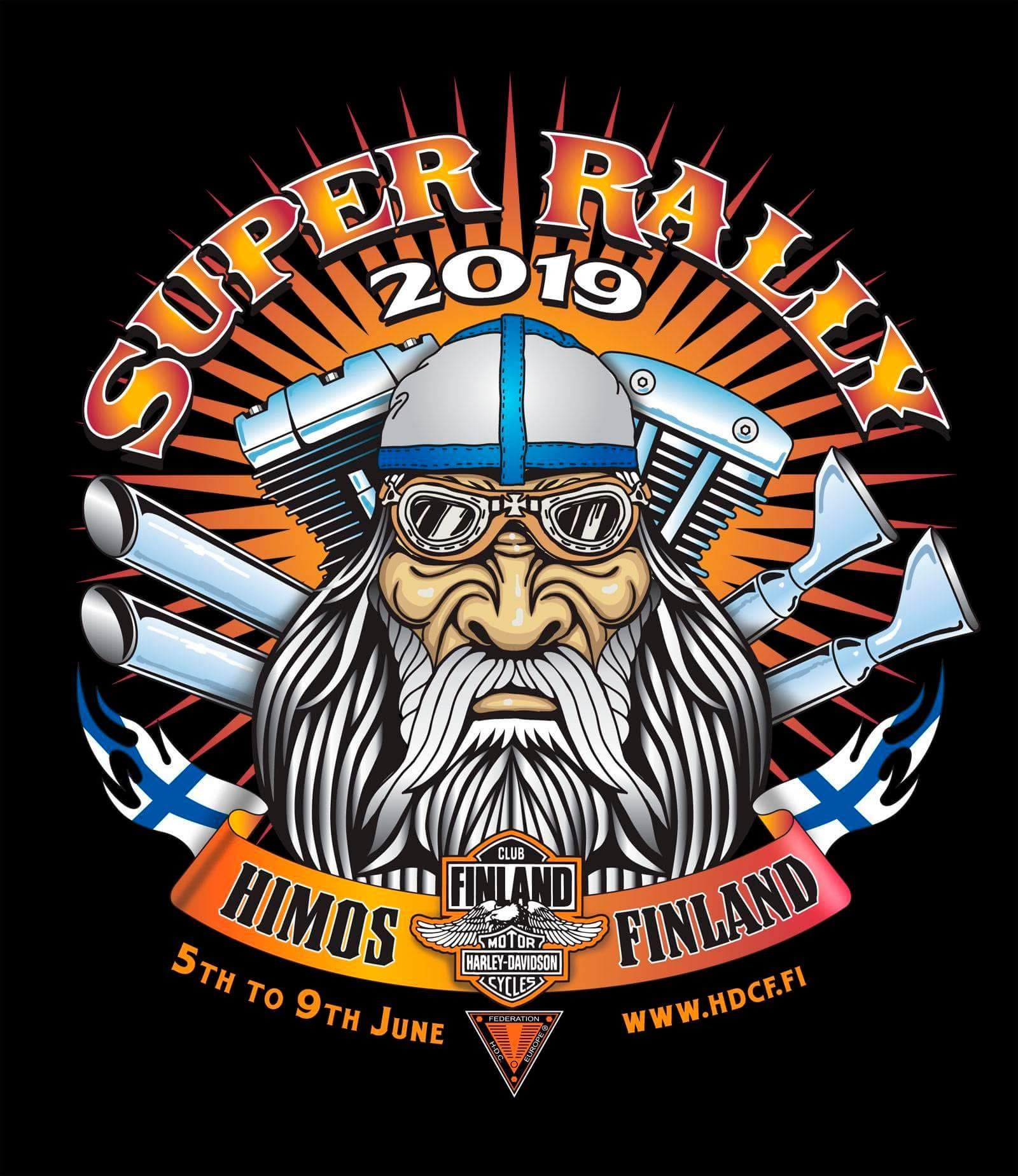 superrally 2019
