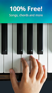 Gismart Piano Screenshot