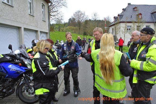 Photo: Motorradweihe Abtei Marienstatt
