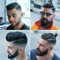Mens Hairstyle 1000+ Collection icon