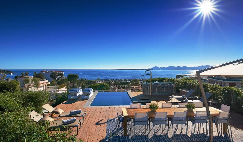 Appartement avec terrasse Cap d'Antibes