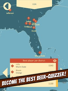 The Beer Quiz- screenshot thumbnail