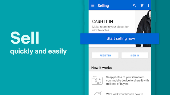 App Summer Deals on Top Brands: Buy and Sell with eBay APK for Windows Phone