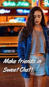 Sweet Chat Mod Apk- Free Chat Online,Make Friends,Meet me 1