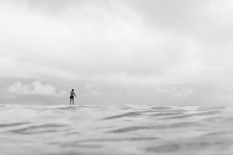 Lone paddle di Laura Benvenuti