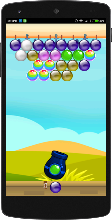 Fun Bubble Shooter - Android Apps on Google Play Funnygames Bubble Shooting