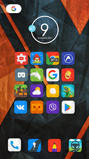 Aplicații Fixon - Icon Pack pentru Android screenshot