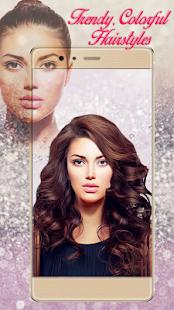 Změna Účesu a Barvy Vlasů - náhled