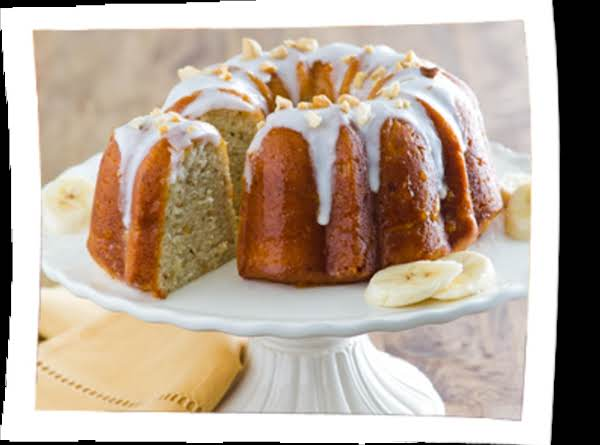 Banana Nut Bundt Cake Recipe