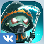 Mushroom Wars: Space! for VK Icon
