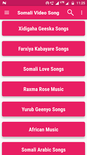 Somali love songs