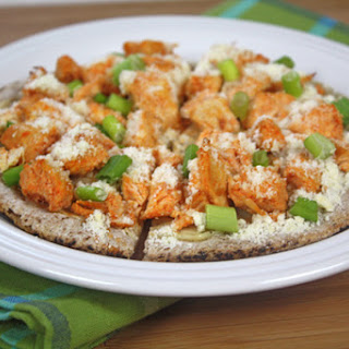 American Buffalo Chicken Pizza