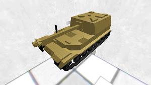 ドイツ重駆逐戦車 エレファント 無料版