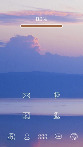 android Fancy Clouds and Remote Mount Screenshot 2