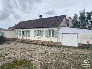 Maison Hautvillers-Ouville (80132)