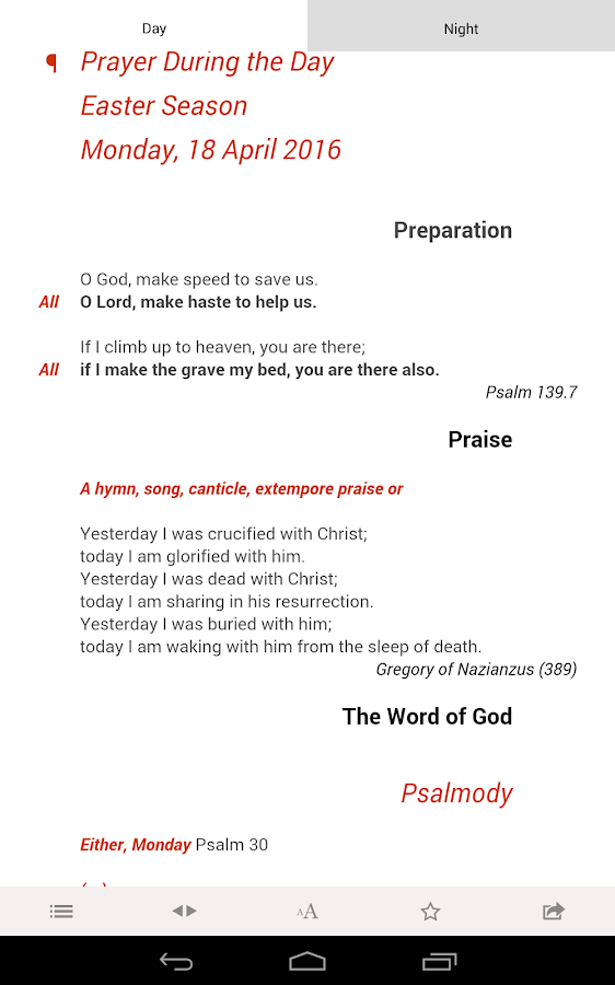 Time to Pray: from the C of E- screenshot