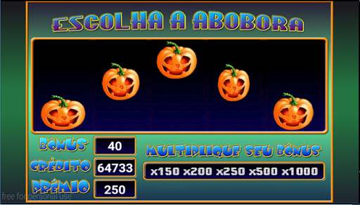 Lucky Halloween Slot 25 Linhas 2.01 screenshots 13