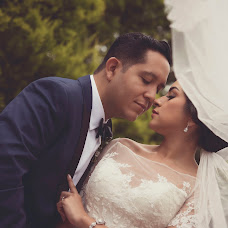 Wedding photographer Eliana Leyva (elianaleyva). Photo of 08.04.2017