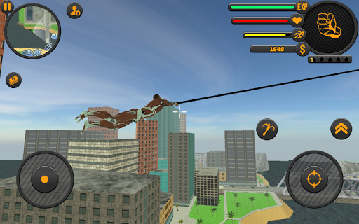 Rope Hero 3 1.6 Screenshots 1