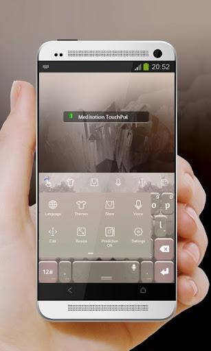 玩個人化App|瞑想Meisō TouchPal免費|APP試玩