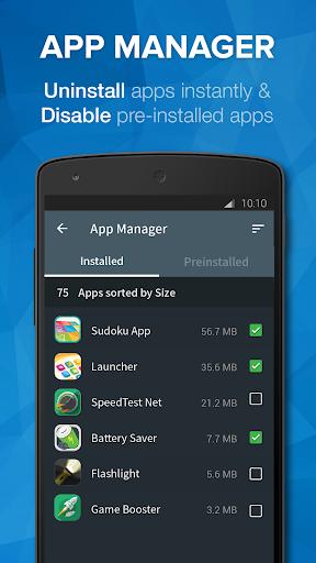 Cleaner - Boost & Optimize Pro  screenshots 7