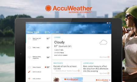 AccuWeather Screenshot 9