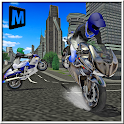 City Moto Biker 2016 icon