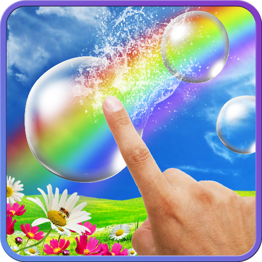 Bubbles smasher Icon