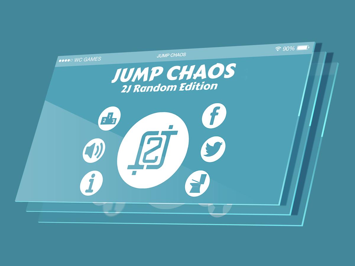 Jump Chaos - στιγμιότυπο οθόνης
