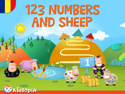 123 Numbers and Sheep- screenshot thumbnail