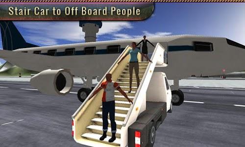 Airport Plane Ground Staff 3D v1.0.3