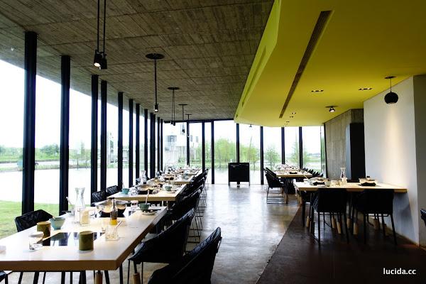 影子鍋物 水畔的景觀餐廳 五結