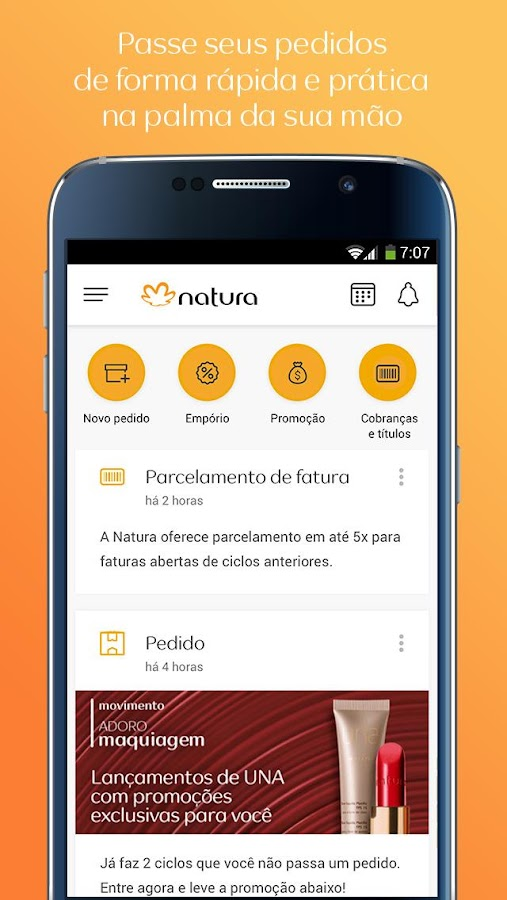 Consultoria Natura- screenshot