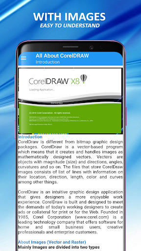 Foto do Corel Draw tutorial - complete course - Offline