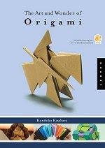 Photo: The Art and Wonder of Origami Kasahara, Kunihiko Quarry Books 2005 Paperback 136 pp ISBN 1592532136