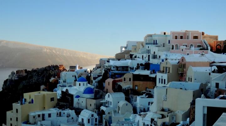 Scorcio di Santorini di lucyll