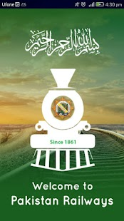 Pakistan Railways Official - náhled
