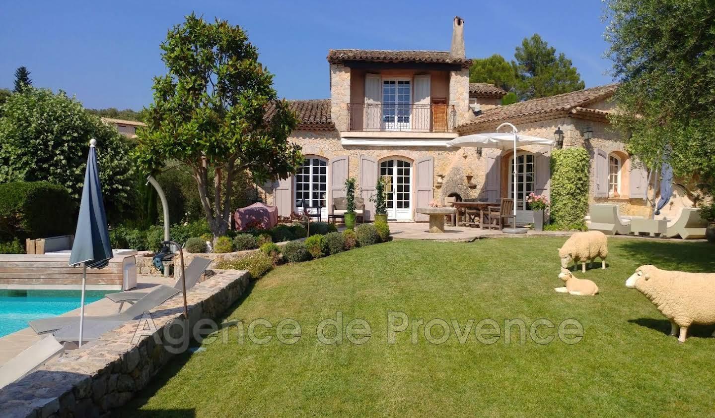 Maison avec piscine Grasse