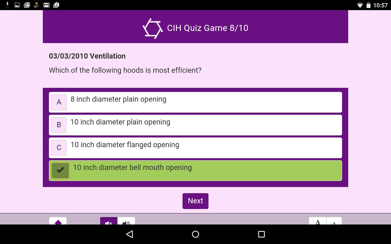 Cih quiz game android apps on google play cih quiz game screenshot 1betcityfo Choice Image
