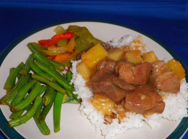 Hawaiian Spareribs Recipe