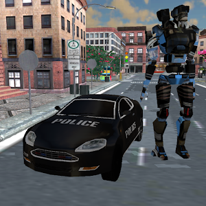 Police Robot for PC and MAC