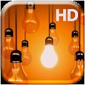 Lighting Bulb Live Wallpaper icon