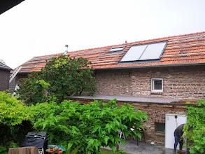 Photo: voor de aanleg van de zonnepanelen...